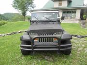 Jeep Wrangler Jeep Wrangler YJ