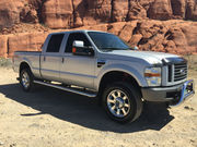 2009 Ford F-350FX4 156